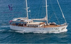 Gulet ROSA for sailing charter