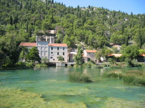 Part of Krka National Park