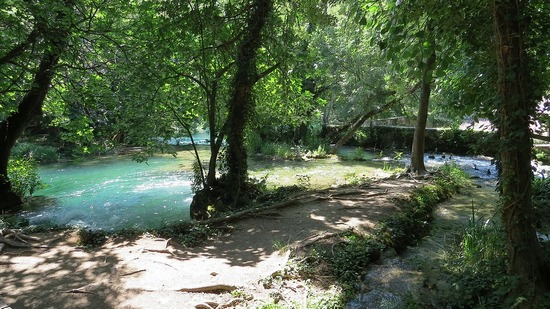 National Park Krka in Croatia