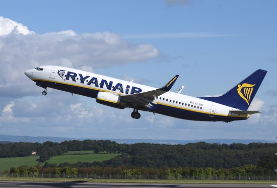 Ryanair flies to Croatia
