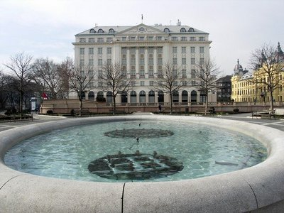The Regent Esplanade is one of the best Zagreb hotels