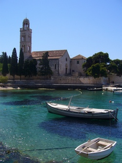 Seaside town in Dalmatia